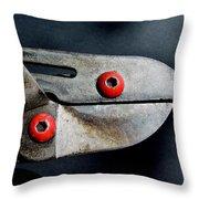 Lopper Bird Throw Pillow