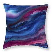 Lor #7 Throw Pillow