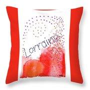 Lorainne 2 Throw Pillow