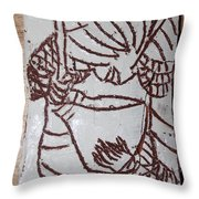 Lord Bless Me 24 Throw Pillow