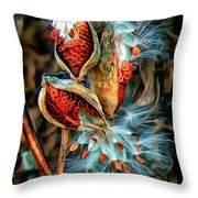 Lord Of The Dance 2 Throw Pillow
