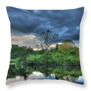 Lord Stirling Park Throw Pillow