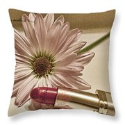Loreal Throw Pillow