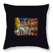 Los Angeles 1930 Throw Pillow