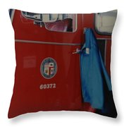 Los Angeles Fire Department Throw Pillow