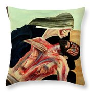 Losing A Child Throw Pillow