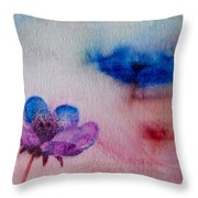 Lost In Summer Throw Pillow