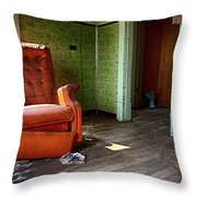 Lost In Time 12 Throw Pillow