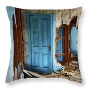 Lost In Time 14 Throw Pillow