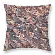 Lost Town Throw Pillow