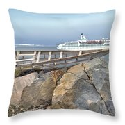 Lost Traditions Throw Pillow