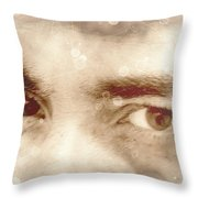 Lost - Visceral Throw Pillow