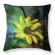 Lost Wild Flower In The Shadows 5771 Ldp_2 Throw Pillow