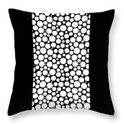 Lots Of Bubbles 1 Case Throw Pillow