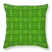 Lots Of Luck Throw Pillow
