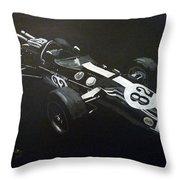 Lotus 38 No82 Throw Pillow