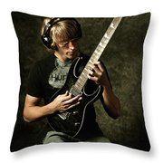 Loud And Proud Throw Pillow