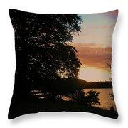 Lough Gill Co. Sligo Ireland Throw Pillow