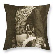 Louis Botha 1862-1919 South African Throw Pillow