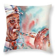 Louis Throw Pillow