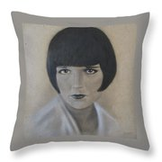 Louise Throw Pillow