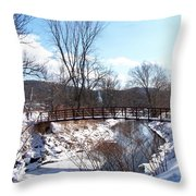 Louisen's Stowe 23 Throw Pillow