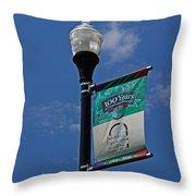 Lourdes University-  Sylvania Franciscans II- Horizontal Throw Pillow