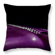 Louvers Throw Pillow