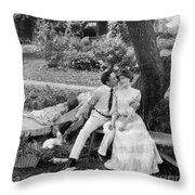 Love, 1906 Throw Pillow