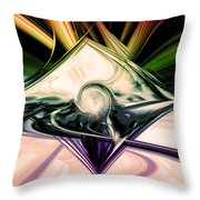 Love And Light Throw Pillow by Linda Sannuti