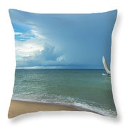 Love And Serenity Throw Pillow