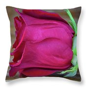 Love By Rose  Throw Pillow