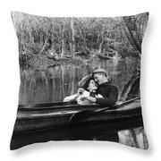 Love, C1900 Throw Pillow
