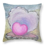 Love Endures All Things Throw Pillow