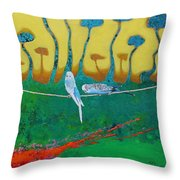 Love For Ever Throw Pillow