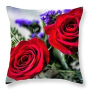 Love For Y Throw Pillow