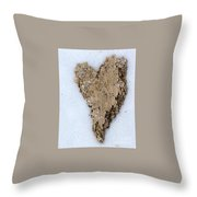 Love Found Everywhere  Throw Pillow