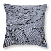 Love Gives Time Throw Pillow