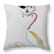 Love Holds Us Together Throw Pillow