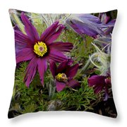 Love In The Spring Throw Pillow