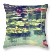 Love Is A Place Throw Pillow