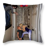 Love Is All It Takes Throw Pillow