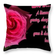Love Is ... Throw Pillow