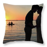 Love Is Forever Throw Pillow