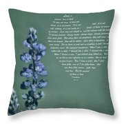 Love Is The Greatest Throw Pillow