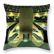 Love Library Throw Pillow