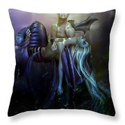 Love Lost Throw Pillow