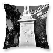 Love Makes Memory Eternal Throw Pillow