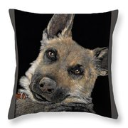 Love Me Forever? Kaya Throw Pillow