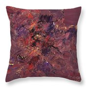 Love Throw Pillow by Nadine Rippelmeyer